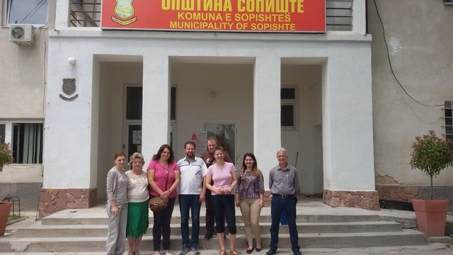 Macedonia QSP team
