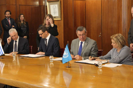 Third meeting of the Open-ended Working Group set for Montevideo, Uruguay