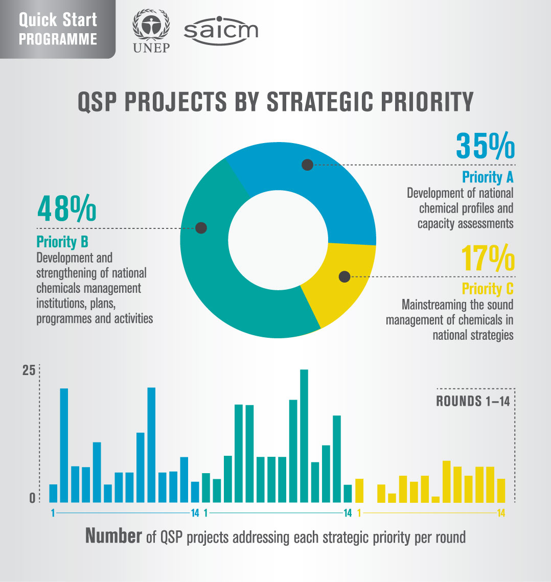 QSP strategic priorities